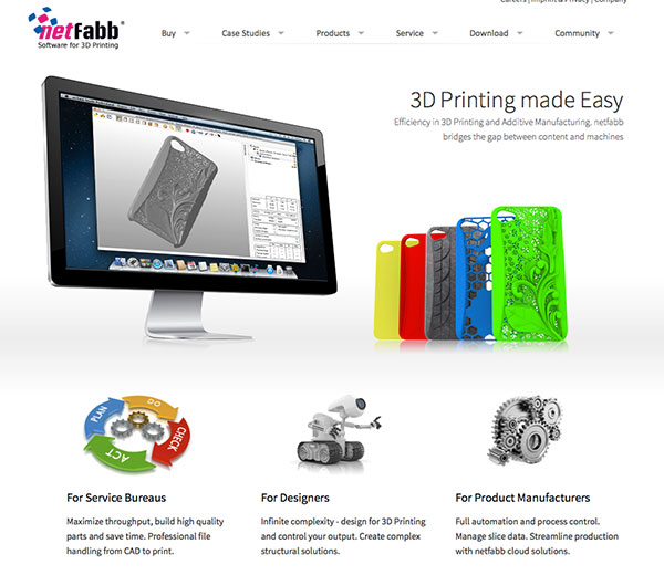 list of free software for 3d printing. Black Bedroom Furniture Sets. Home Design Ideas