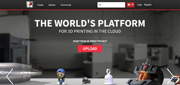 sell 3d printing models