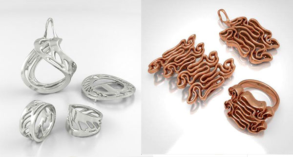 Why Designers Should Join the 3D Printed Jewelry Revolution